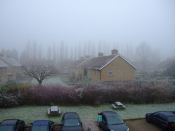 ode winter