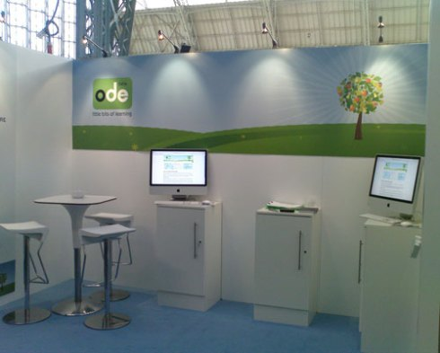 Our stand 2008